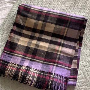 J Crew classic scarf